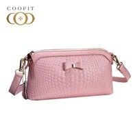 Coofitかわいい弓ジッパー袋スタイリッシュな織りショルダークロスボディバッグ用ママ調