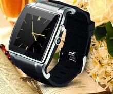 """2016 1.54 """"hiนาฬิกา2 ii s mart w atchบลูทูธsmart watchนาฬิกาข้อมือสนับสนุนซิมกล้องสำหรับa ndroidมาร์ทโฟนสายรัดข้อมือ"""