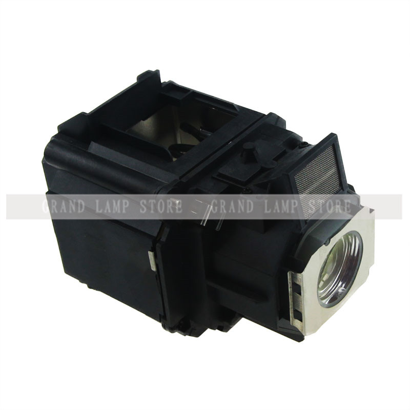 Replacement Projector Lamp ELPLP63 Lamp for Epson EB-G5900  EB-G5650W G5650W EB-G5750WU EB-G5950 G5950 EB-G5800 G5800 Happybate