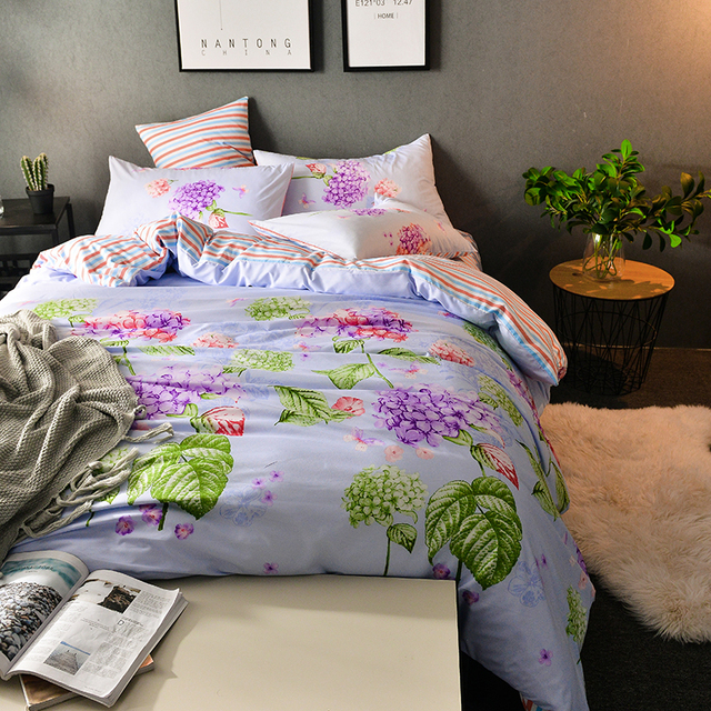 Merveilleux HOT Sale Bedding Sets Duvet Cover3/4pcs Cartoon New Fashion Bed Sheets  Single Twin Full