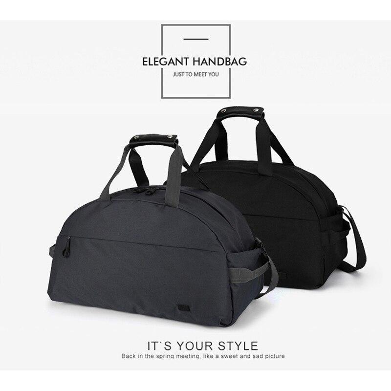 Hommes Sport sac de Sport femmes Fitness Yoga sacs Portable grande capacité sacs de Sport sec et humide séparation sac de voyage livraison gratuite