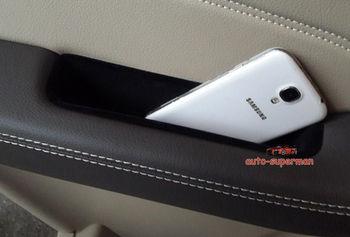 2 stks Voordeur Armsteun opbergdoos Kaart telefoon Voor Benz ML-Klasse W166 2012 +