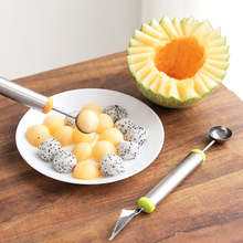 Multi-Function Watermelon Digging Ball Fruit Splitter Home Creative Stainless Steel DIY Artifact