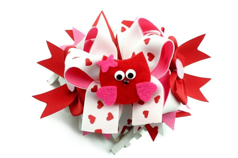 haj íjak Valentin-napi ajándék gyerekeknek haj kiegészítők - Ruházati kiegészítők
