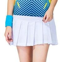 f8e615e55 Tennis Skirts Skort Badminton Beach Volleyball Skorts Anti Exposure Women  Girl Skirt Ladies Sport Skirts Tennis
