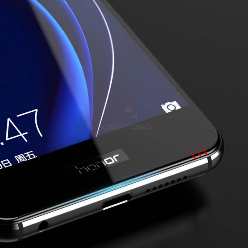 Κάλυμμα από γυαλί GerTong για Huawei P8 P9 P20 P10 - Ανταλλακτικά και αξεσουάρ κινητών τηλεφώνων - Φωτογραφία 6