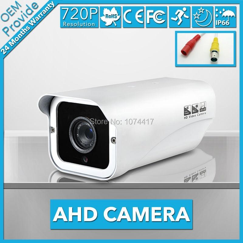 AHD2100PH-TE AHD Camera Box 50M IR Distance  Free Shipping  HD 1.0MP 1280*720P  Analog HD security camera free shipping hot selling 720p 20m ir range plastic ir dome hd ahd camera wholesale and retail