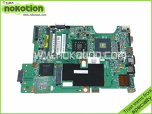 Hot Sale 578233-001 48.4FQ01.011 laptop motherboard for hp compaq G60 CQ60 GM45 DDR2 Full Tested