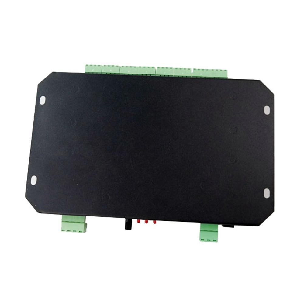 RGB Programáveis Levou Controlador Música Tira M 8000 Para WS2812B WS2812 SK6812 DC5 24V 8096 Piexl Levou Tape Tira - 5