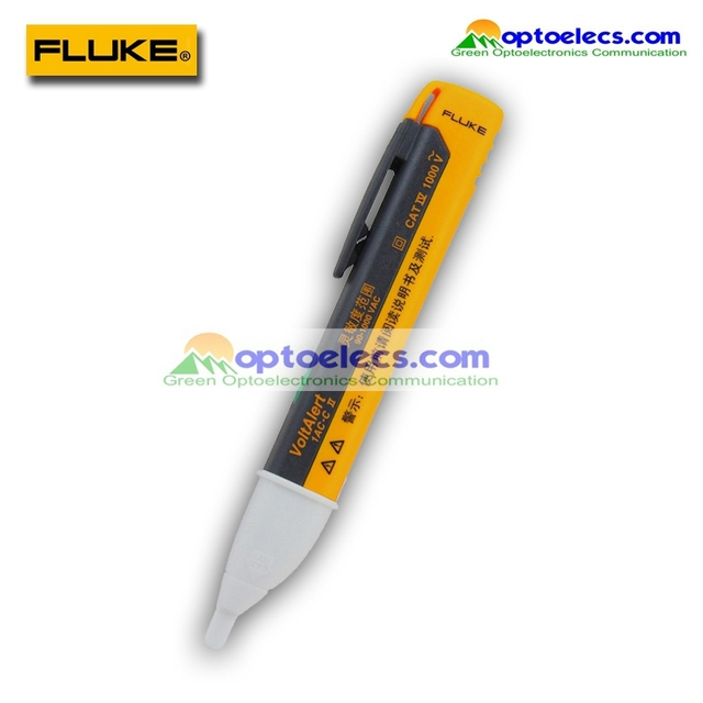 משלוח חינם Fluke 1AC-C2 השני 200 V-1000 V Voltalert ללא קשר מתח גלאי עט בודק
