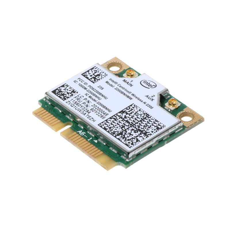 Tablet-Intel Wireless-N Wifi Card 2200 BNHMW 60Y3295 20200048 For Lenovo IBM T430 W530 T530 300M