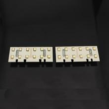 LED Освещение Салона Автомобиля Света Купол Крыши Освещения Лампы Авто Лампы Для E60/E60N/E61/E61N/E90/E90N/E91/E91N/E92/E92N/E70/E71/E84 F25