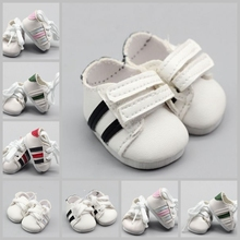 купить Assorted 5cm PU Leather Sports Shoes For 1/6 BJD Doll Fashion Mini Toy 5cm Canvas Shoe for Russian Doll Accessories онлайн