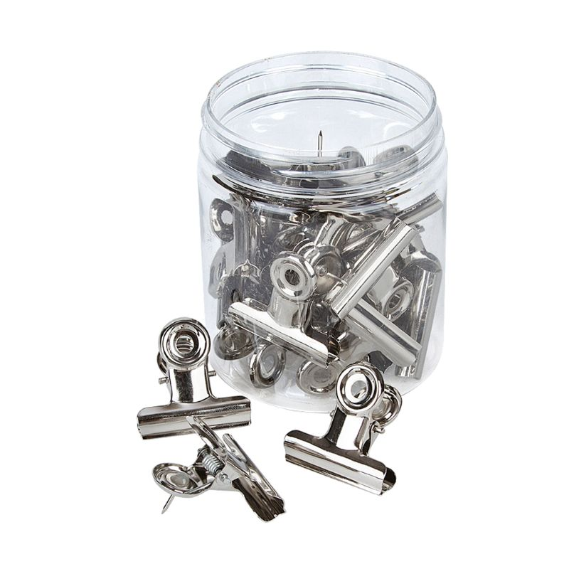 20 Pieces Push Pins Clips Tacks Clips Thumb Clips Wall Clips With Pins For Cork Boards Cubicle Walls Using Art Projects Photos N