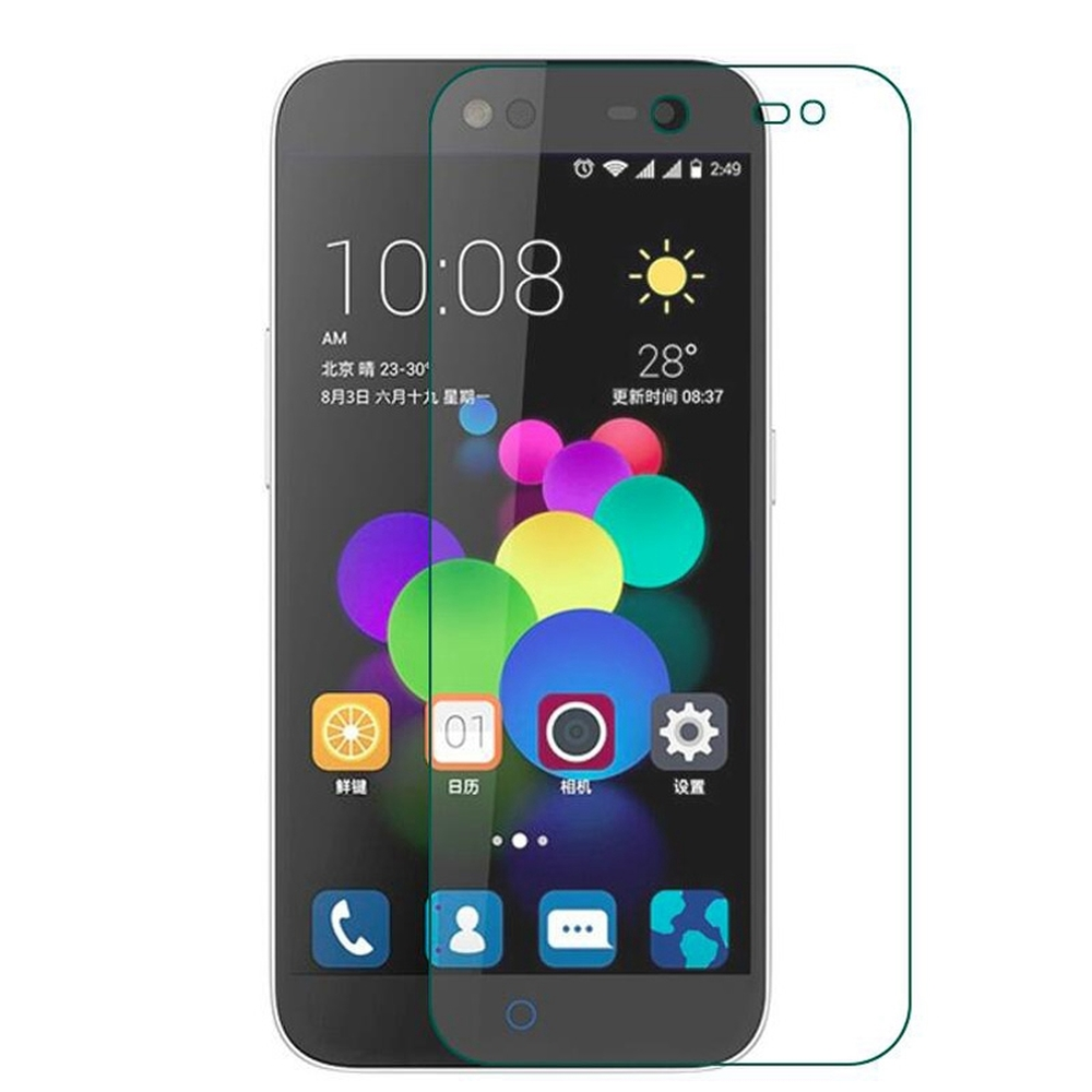 2.5D HD Tempered Glass Screen Protector for ZTE Blade A610 A462 A512 A465 GF3 A506 V770 S6 Plus Screen Protective Glass on Film