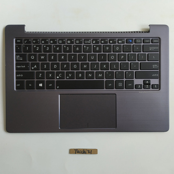 Free Shipping!!1PC 90%New-New Laptop Touchpad Cover C Palmrest For ASUS TAICHI21 TAICHI 21