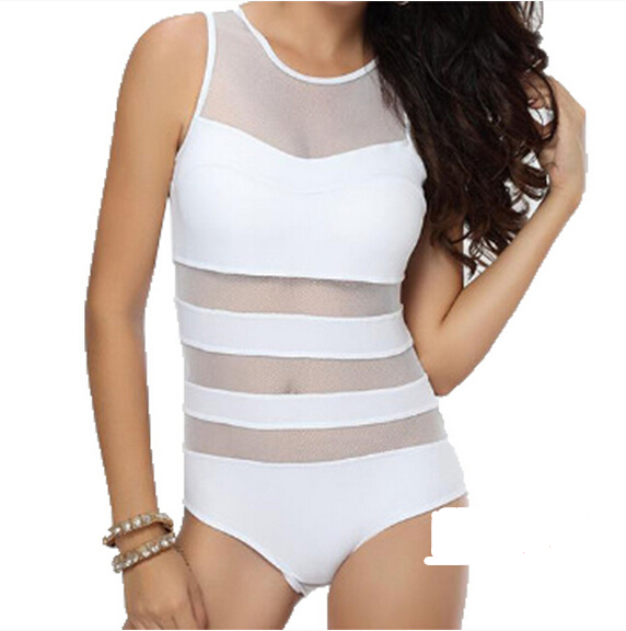 Black white sheer mesh sexy bodysuit one piece swimsuit swimwear women one-piece bathing suit beachwear tequila por favor letter custom swimsuit one piece swimwear bathing suit women sexy bodysuit funny swimsuits jumpsuits rompers