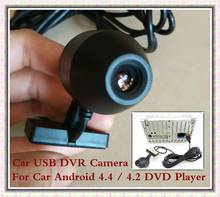 Car USB DVR Camera For Car Android 4.2/4.4DVD Player