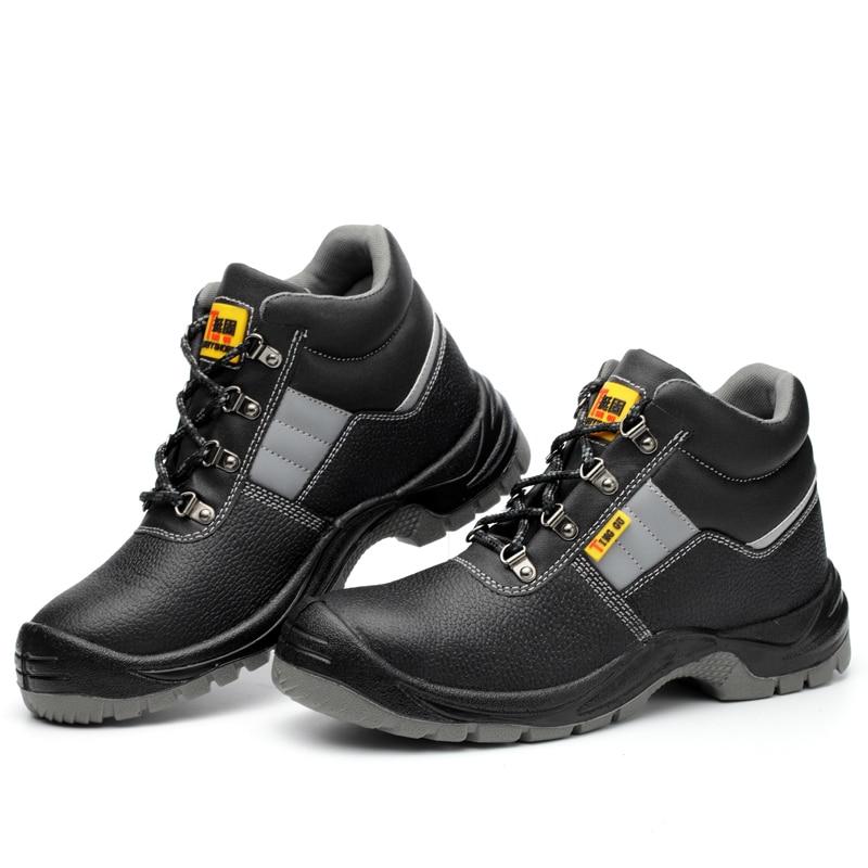 Ac11009 Sicherheit Schuhe Mann Sicherheit Schuh Industrie Bau Stiefel Boot Stahl Kappe Kappe Arbeit Schuhe Damen Mit Stahl Kappe Arbeitsplatz Sicherheit Liefert F Sicherheit & Schutz