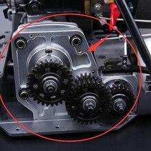 ЧПУ Алюминиевый сплав сцепления чашки шестерни Поддержка набор в сборе для 1:5 весы hpi racing 4wd baja 5B rc автомобиля запчасти