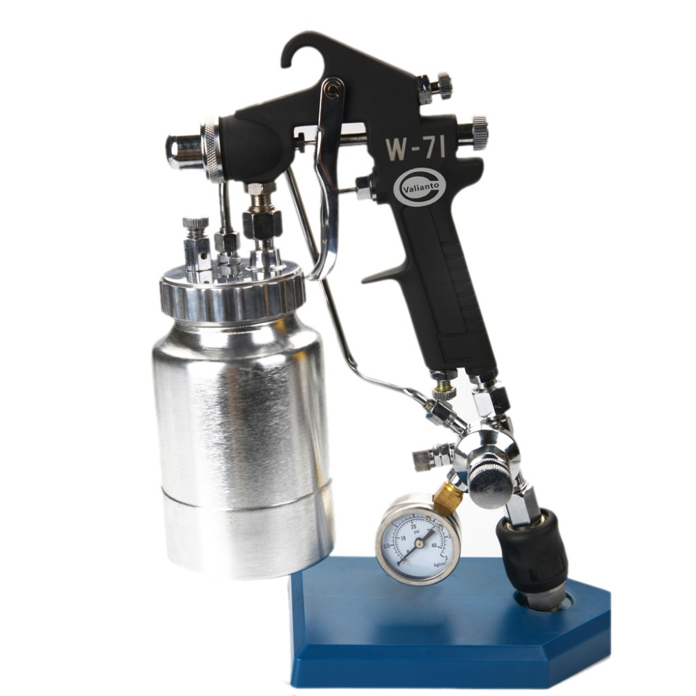 SGD 71 Professional Spray Gun Air Brush Sprayer Artistic Drawing Pressure Feed Air Spray Gun with