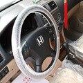 100pcs/lot Universal disposable plastic steering wheel cover /white plastic steering-wheel cover 4S shop dedicated