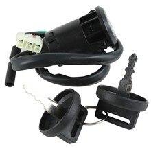 Ключ зажигания для Honda TRX250 TRX 250 2009-2012 2010 2011 ATV New