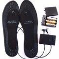 Bateria Aquecida palmilhas Sapatos Eco Amigável Personalizado Seguro Alimentado Por USB aquecida palmilhas Bateria Externa
