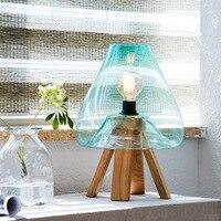 Настольная лампа украшения американский стиль Витражи Настольная лампа Мода сада и дома привело Рединг Настольная лампа Свет Современный