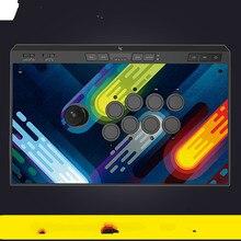 Mesa de arcade joystick jogo para android vara cheia pequeno computador tv luta da vara geral