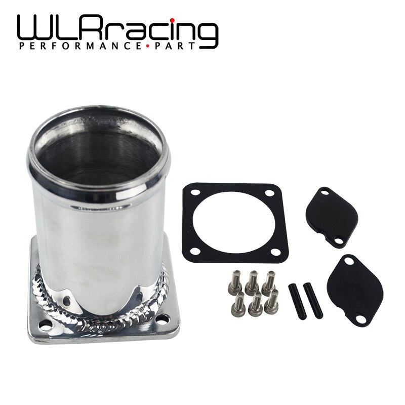 WLR RACING - EGR REMOVAL kit / EGR Valve blanking plate For LAND ROVER DISCOVERY 2 & DEFENDER TD5 WLR-EGR11