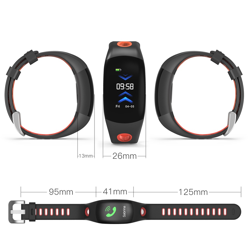 Fitness Bracelet with Activity Tracker 14
