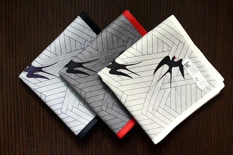 Made In Japan Yamamoto Yamamoto Men's Handkerchief Hand Tie Cotton Thin Section Yan Nanfei