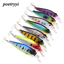 1pc/3pcs/5pc Classic lure bait a variety of styles bionic 10cm11.8g road sub-bait Minor plastic hard randomly sent30