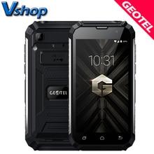 """Оригинальный geotel G1 3 г Мобильные телефоны android 7.0 2 ГБ Оперативная память 16 ГБ Встроенная память 4 ядра смартфон 7500 мАч Батарея двойной Sim 5.0 """"сотовый телефон"""
