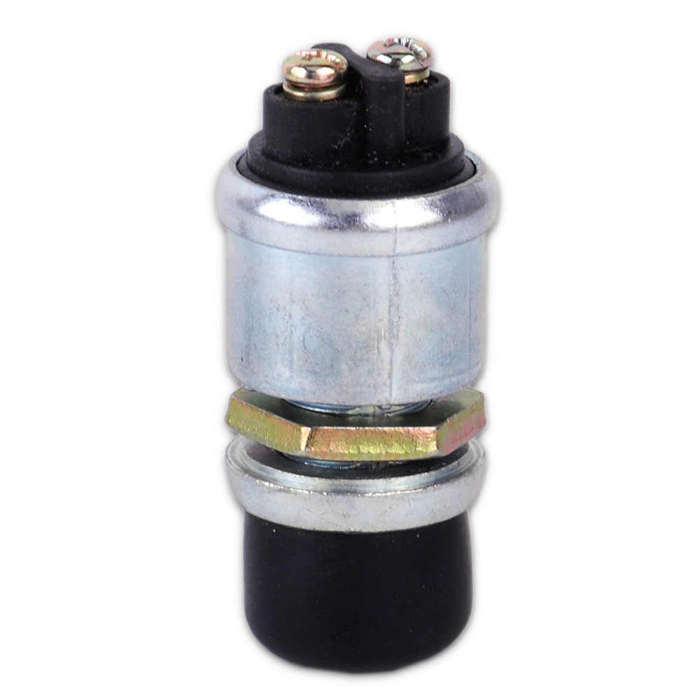 Universal 60/40 Amps Waterproof Car Momentary Switch Push Button Ignition Starter Horn Switch Auto Accessories