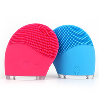 Face Care Spinary Super Face Wash Brushes Machine Soft Silicone Facial Brush Cleanser Waterproof Design Beauty
