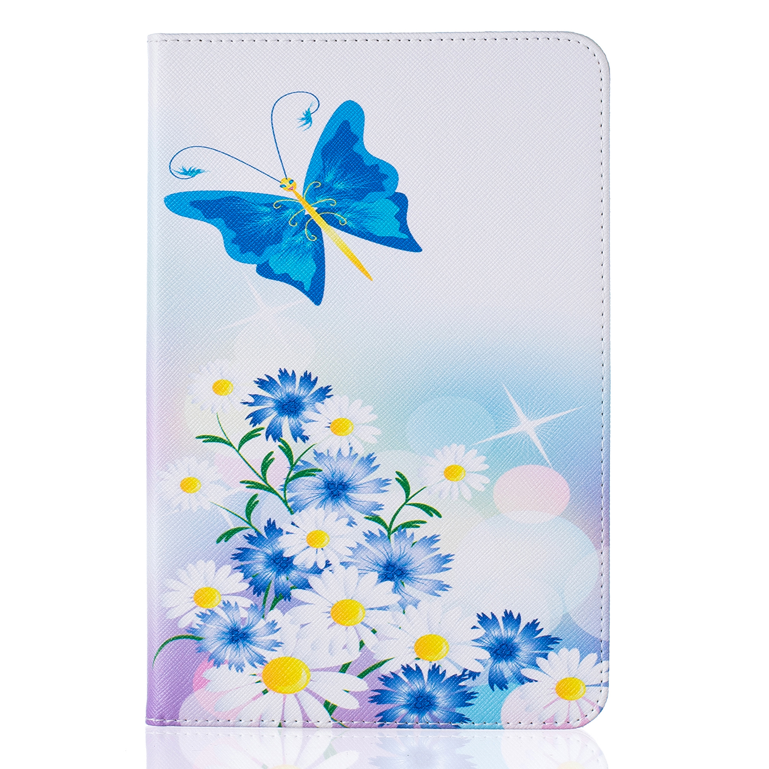 For Samsung Galaxy Tab A 8.0 T350 T351 T355 PU Leather Cover Case For Galaxy Tab T377 T555 T560 T561 T715 T815 T580 T585 #M