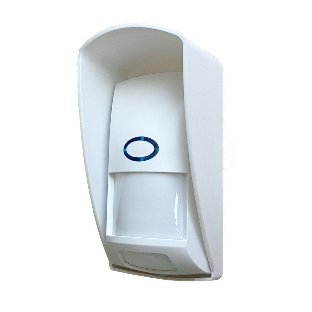 433Mhz RF PIR Motion Sensor Compatible with Sonoff RF Bridge for Smart Home  Alarm Security Outdoor Waterproof