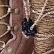 10pcs/lot Rapid Shoelaces Convenient Antiskid Shoes Buckle for SHOES BACKPACK