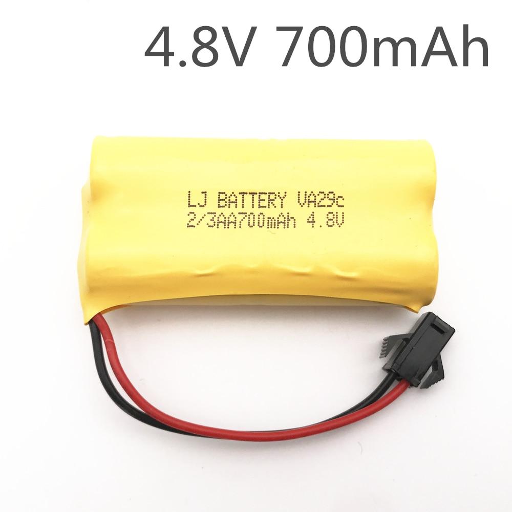 4.8V 700mAh Ni-Cd rechargeable batteries Jia Qi TT661 / TT662 / TT663 / TT664 / TT665 Battery
