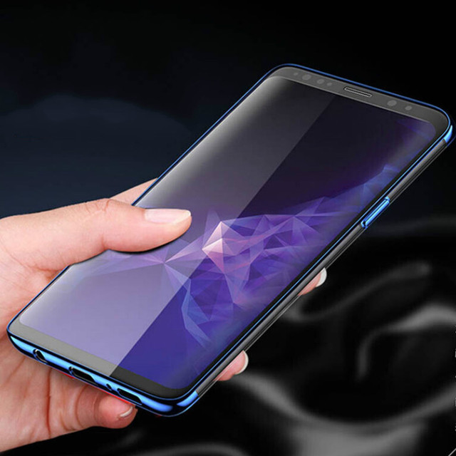 Soft TPU Cases For Samsung Galaxy S8 S9 Plus S6 S7 Edge A7 2018 A5 2016 Note 8 J5 J7 2017 Ultra thin Cover S10E M20 Case
