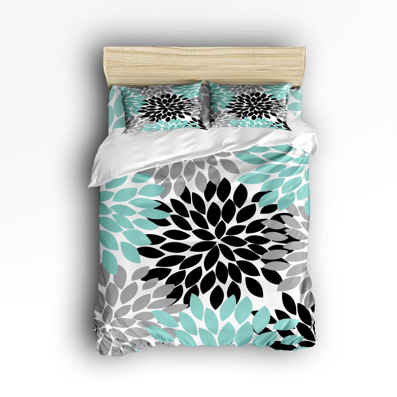 cotton teal henry amazon double dp uk christy quilt alhambra home bedding duvet co blue cover kitchen bed