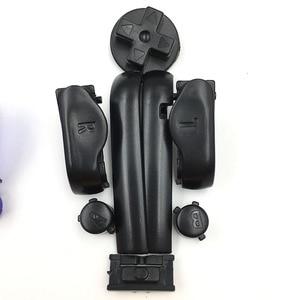 Image 5 - 10 комплектов, сменные кнопки A B L R, левые и правые кнопки, кнопки для Gameboy Advance, кнопки, рамка для GBA