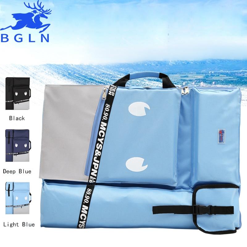 3 Colors Large Capacity ,Waterproof 4K Portable Painting Board Bag Smiling Drawing Tablet Painter Board Carrying Sketchpad Bag