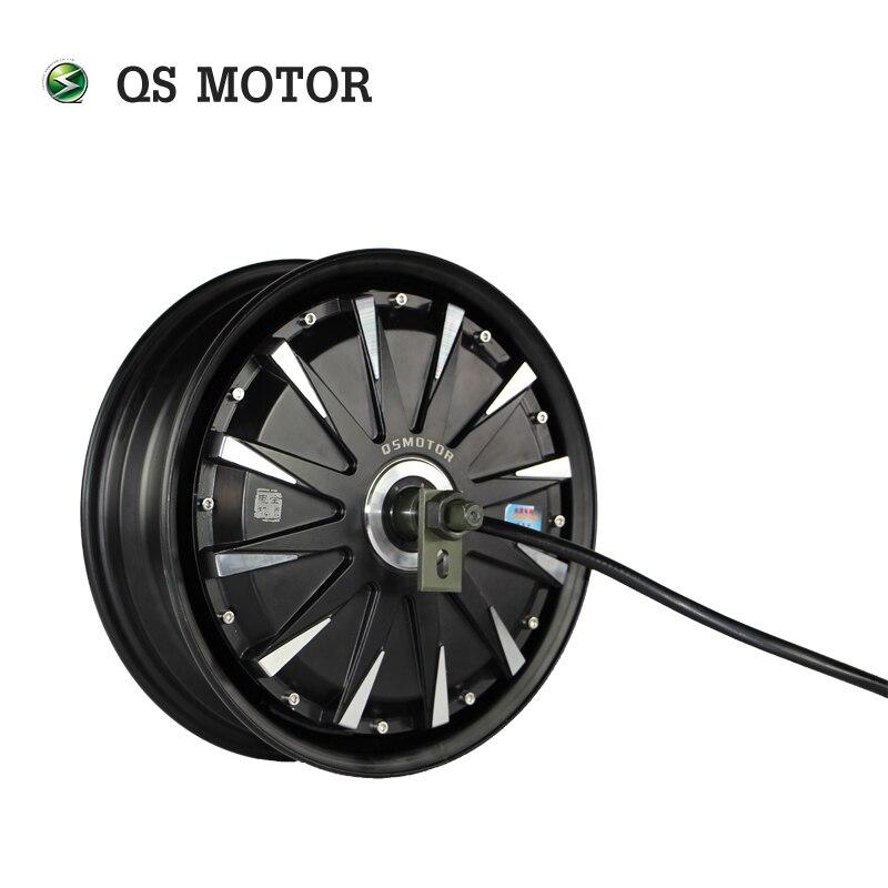 Moteurs électriques sans brosse de moteur de moyeu de cyclomoteur de roue de 12 pouces 1500 W 260 V1 pour la moto