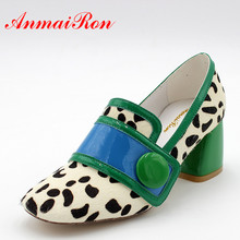 ANMAIRON 2016 New Women Fashion High Heels Pumps Women Shoes 2 Colors Beautiful White Shoes Spring and Autumn Pumps Shoes Woman