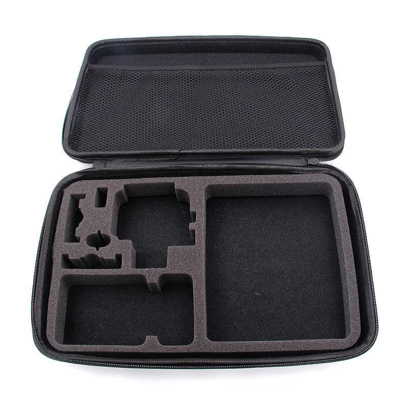 1 шт. портативный чехол для путешествий коллекция коробка для Gopro Hero 3/4 Sj 4000 XiaomiYi Спортивная Экшн-камера аксессуар для камеры