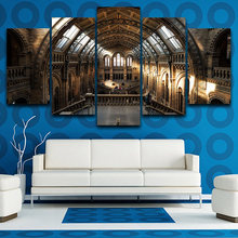 Living Room Wall Art On Canvas Pictures HD Printed 5 PiecePcs Museum Landscape Modern Painting Home Decoration Posters Frame