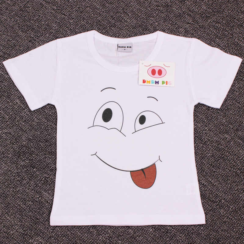 fc9f93988 ... DMDM PIG Baby Boy Clothes Toddler Girl Clothing T Shirts Funny Kids  Tshirt Children's T- ...